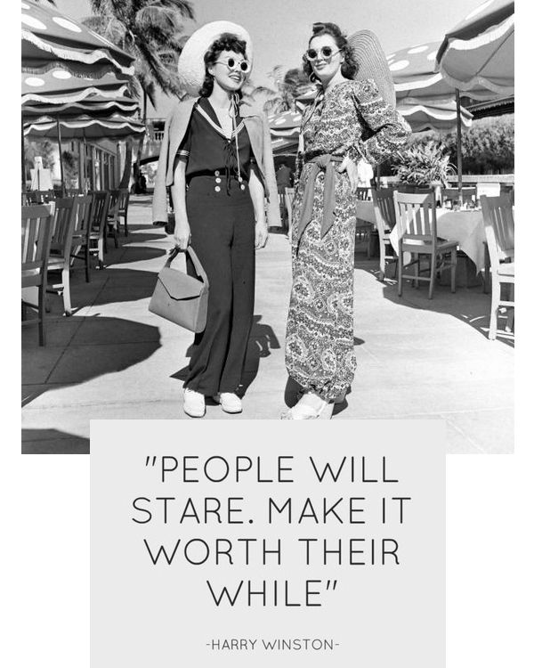 Sooo true for a vintage gal ...