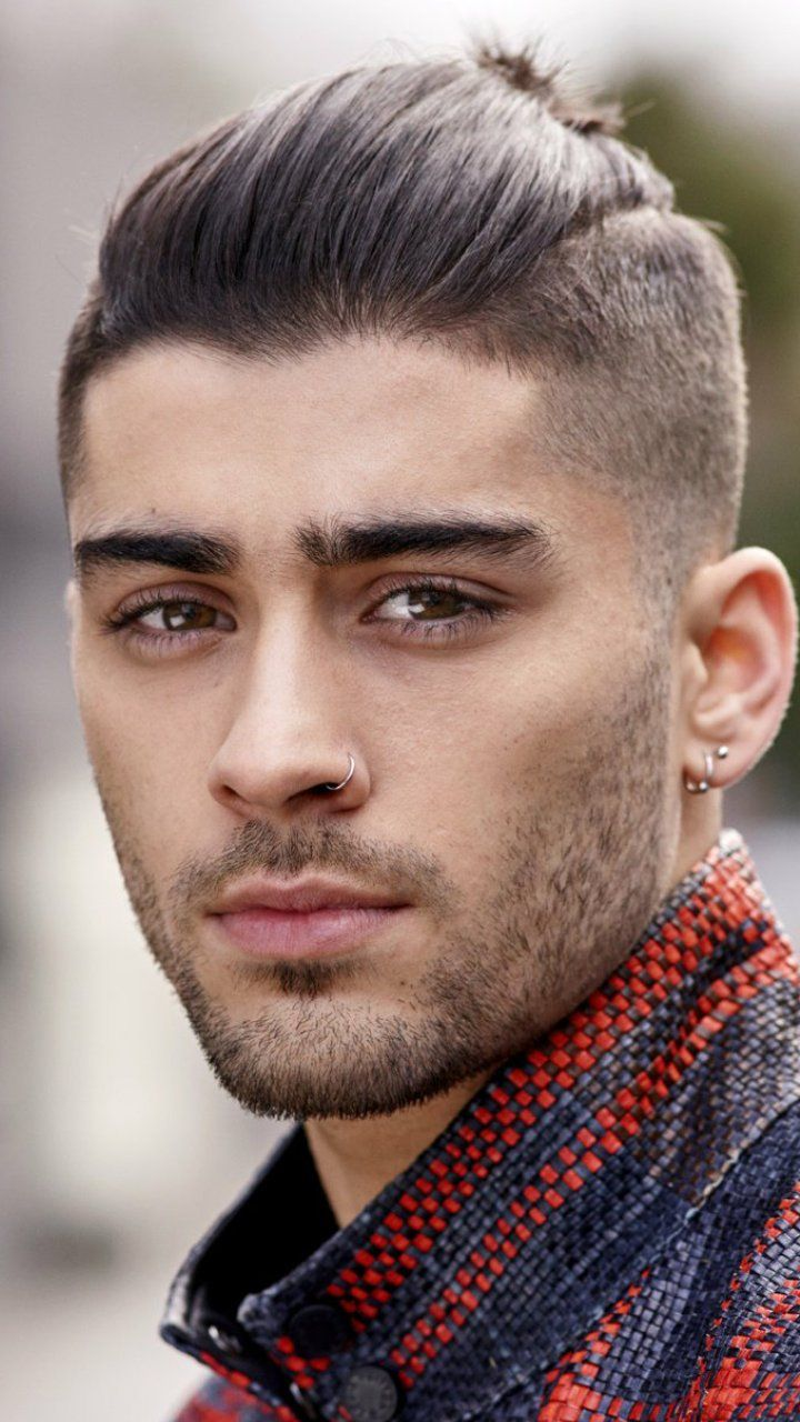 Celebrity hairstyles zayn malik haircut 01 zayn malik zayn malik - Zayn Malik Captured By The Lens Of Mariano Vivanco For The Latest Issue Of Sunday Times Style