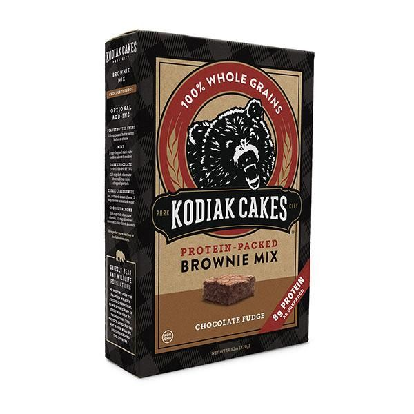 Chocolate Fudge Brownie Mix Kodiak Cakes Baking Mix Waffle Mix