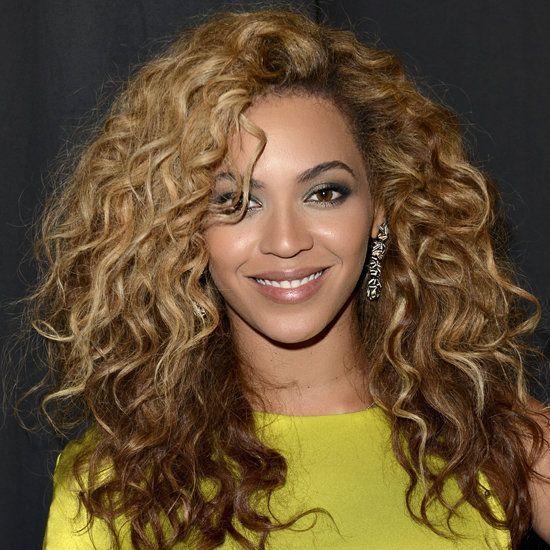 Beyonce's Curly hair! #beyonce #curlyhair #naturallycurly