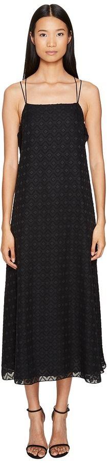 Sportmax Venaco Sleeveless Maxi Dress