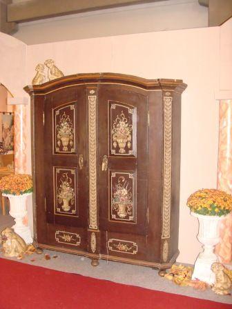 Still the original paint antiek interieur den ouden for Antiek interieur
