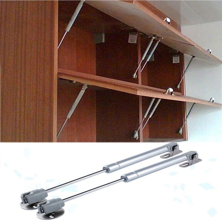 Door Lift Pneumatic Support Hydraulic Gas Spring Stay for Kitchen Soft Cabinet #Unbranded