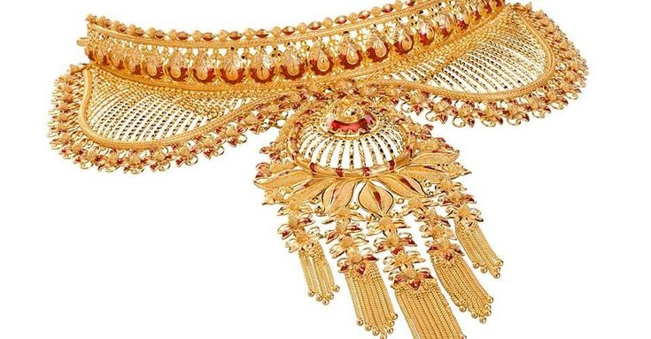 Going for Gold: Senco's Bridal Jewelry Collection   Couture Rani #SencoGoldJewellery