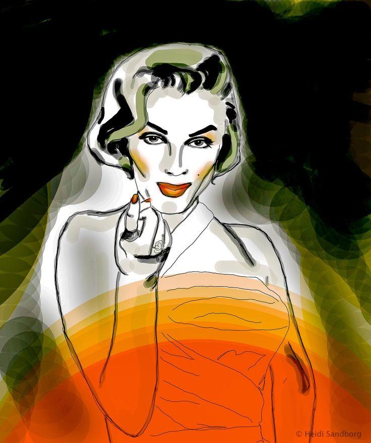Marilyn Monroe Twitter