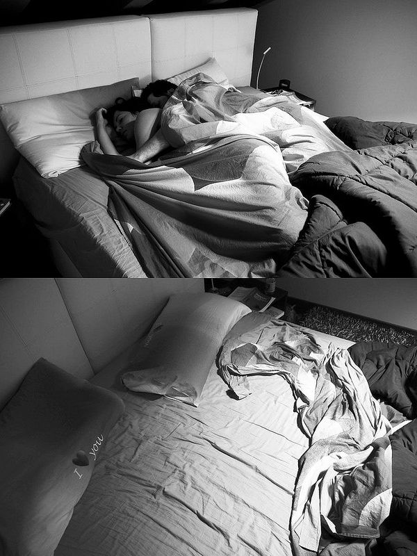 INSPIRED BY:  Sophie Calle, les dormeurs | Flickr - Photo Sharing!