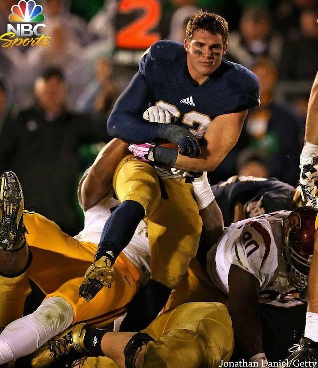 Cam McDaniel vs USC