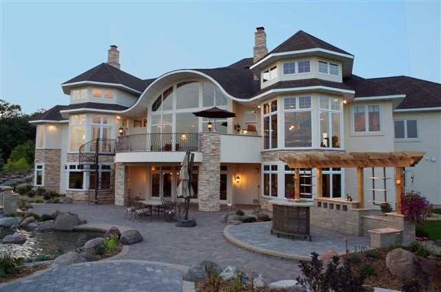 This would have been the perfect home.  Designed by Smuckler Architects MN