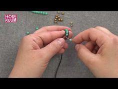 Su yolu bileklik nasıl yapılır ?   #DIY - YouTube