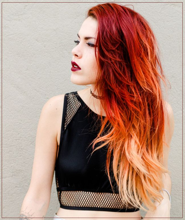 cabelo laranja - Pesquisa Google