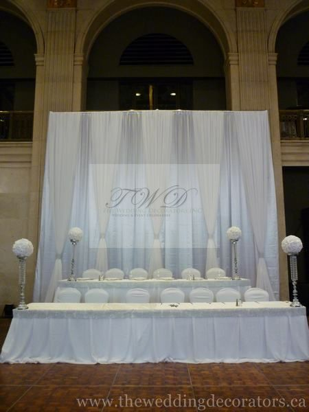 17 best images about wedding backdrop on pinterest for Backdrop decoration for church