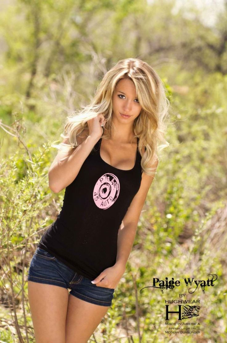 Paige Wyatt  Hot Girls  Pinterest  Paige Wyatt And -9760