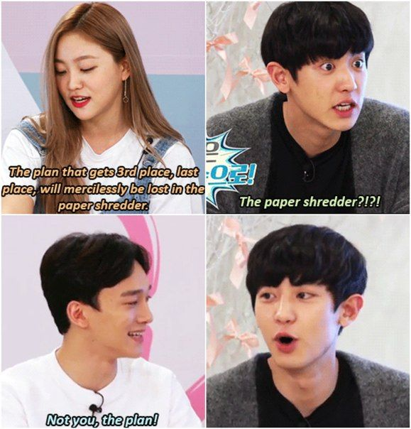 Chen, exo, and chanyeol image