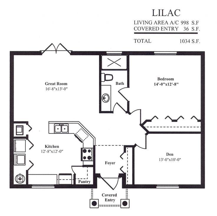 Fine 1000 Ideias Sobre Guest House Plans No Pinterest Plantas De Largest Home Design Picture Inspirations Pitcheantrous