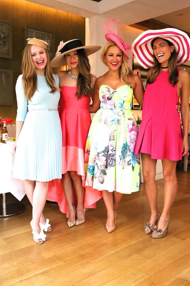 kentucky derby party blogger style with stella artois