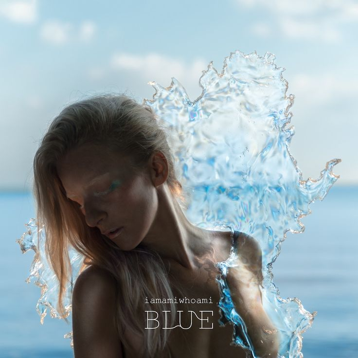 BLUE ~ THE ISLAND