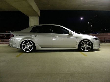 it's not a malibu but it's an acura tl who doesn't love an acura tl??