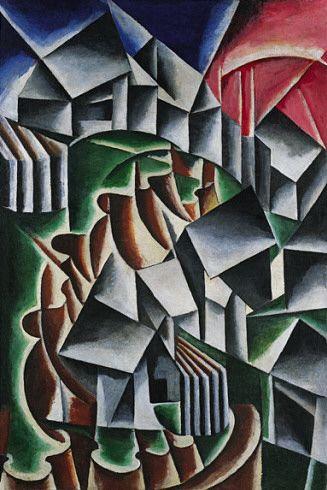 Liubov Popova - Birsk: Liubov Popova, Amazing Art, Domain Public, Lioubov Popova, Favorite Art, Art Beautiful, 1916, Guggenheim Museums, Birsk