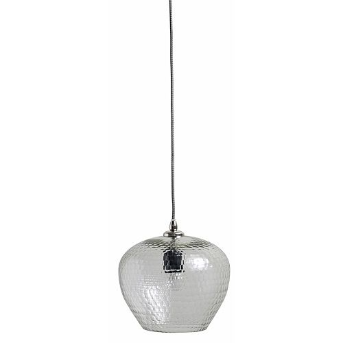 Nordal Tendence Hanglamp 28 cm - Transparant