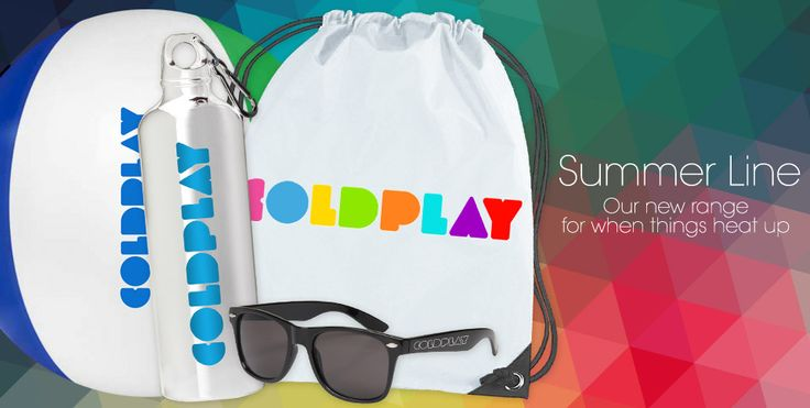 Coldplay Official Store