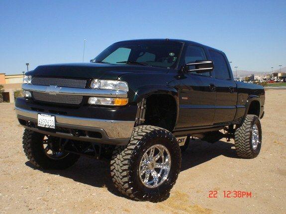 2002 Chevy Silverado 1500 Lifted | Another rmtnmann 2002 Chevrolet Silverado 1500 Regular Cab post...