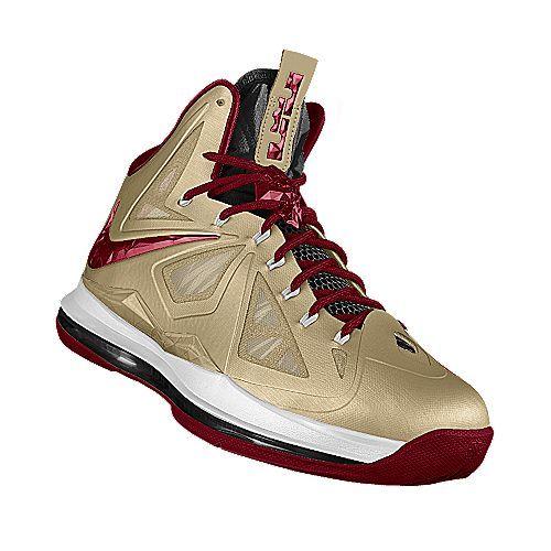 Nike Lebron X iD