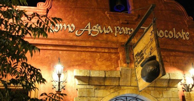 Restaurante Como Água para Chocolate em Santiago do Chile #chile #viagem