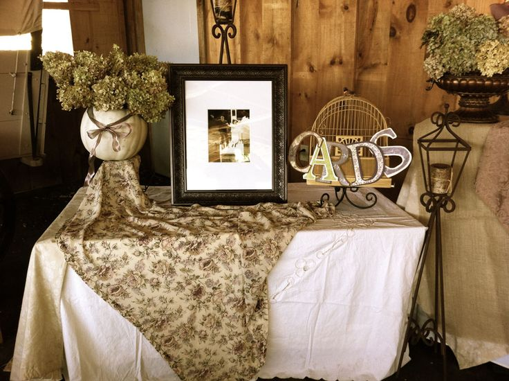 39 best wedding images on pinterest barn wedding decorations barn wedding decorations and ideas this is one portion of our entrance table we junglespirit Choice Image
