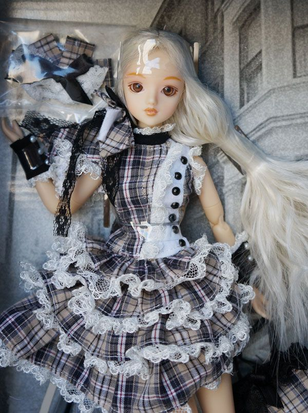 Кукла J-Doll ДЖЕЙ Дорога Полумесяца  http://www.asoledolls.ru/shop/anime-kukly/kukla_j-doll_crescent_road/ 27см., 6500=