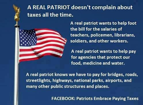 What Does Patriotism Mean to Me?