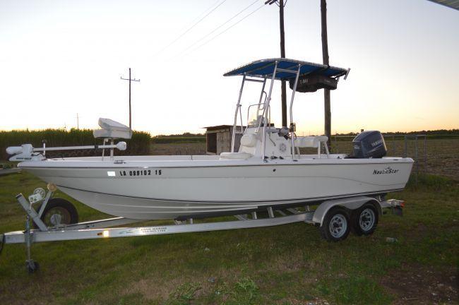 2012 Nautic Star 2200 Sport Bay Boat For Sale in Louisiana - Louisiana Sportsman Classifieds