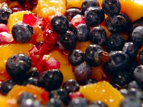 Antioxidant Fruit Salad Recipe : Nigella Lawson : Food Network - FoodNetwork.com