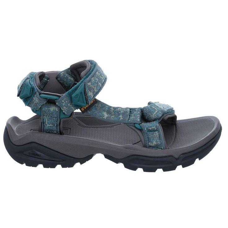 Xtend-Angebote Teva Terra Fi 4 W´s Sandale Damen grün Gr. 38,0 EU: Category: Schuhe und Socken > Sandalen Item number:…%#Outdoor%