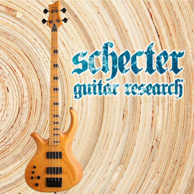 Schecter - Riot 4 Session Left Handed Bass Guitar #Schecter #Bass #BassGuitar #AmericanMusical #AmericanMusicalSupply