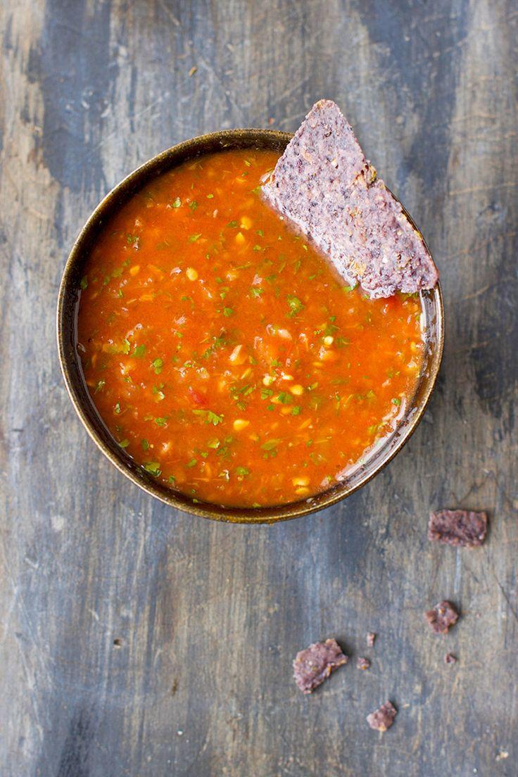 Roasted Habanero Salsa - CaliZona