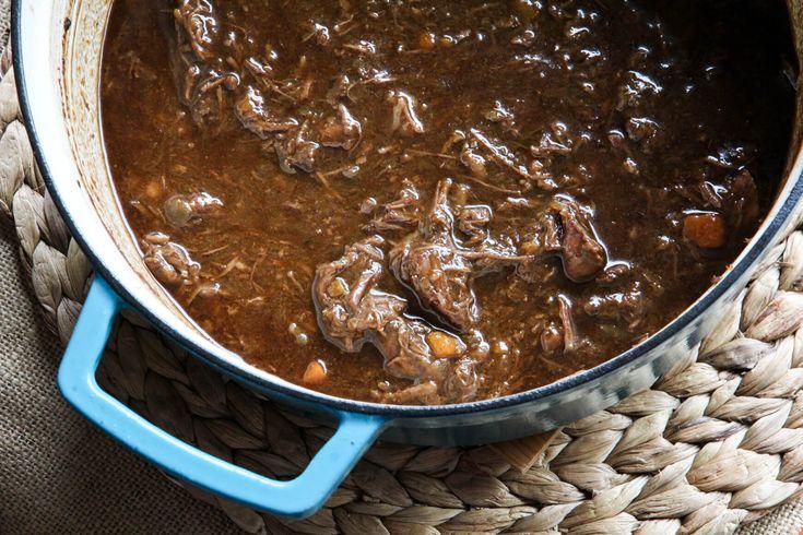 cajun beef debris poboy recipe with rice & gravy
