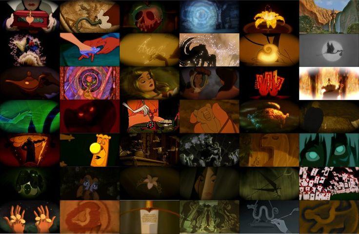 Disney Symbolism by jay3jay.deviantart.com on @DeviantArt
