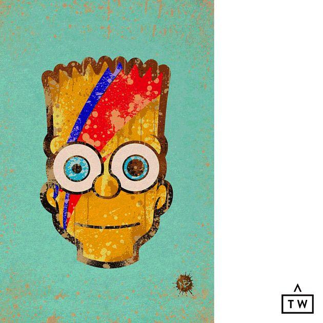 Artworks by @beerymethod // #VincentMoro #Arthewall