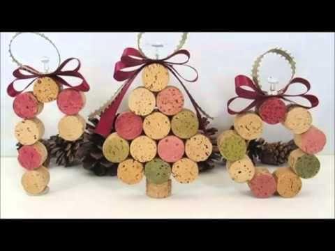 1000 ideas para hacer adornos navide os reciclados - Ideas para hacer adornos navidenos ...