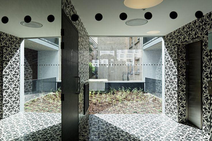 © Takuji Shimmura - 38 Housing Units / Avenier Cornejo Architectes