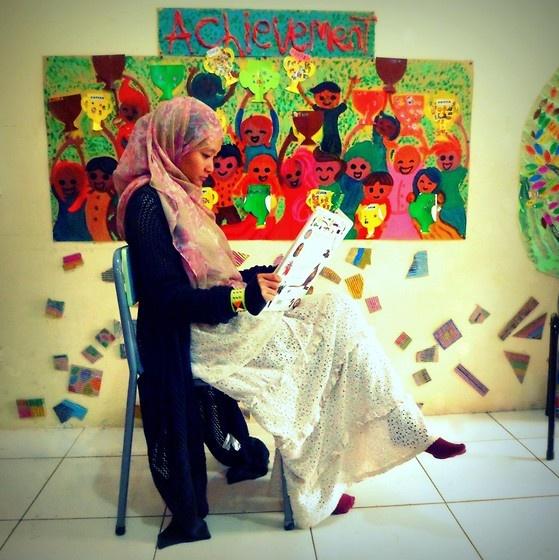 Baca Buku (by Miss Makiah) http://lookbook.nu/look/4328497-Baca-Buku