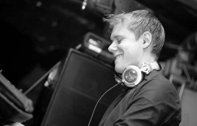 Armin Van Buuren · DJ & Producer; His smile is seriously the hottest thing ever