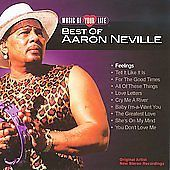 Music of Your Life: Best of Aaron Neville  New   Audio CD
