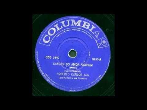 Roberto Carlos os Primeiros Discos, Compactos 1959 a 1964