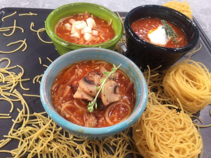 Σούπα ζυμαρικών της Αργυρώς Μπαρμπαρίγου | Είναι η ωραιότερη, οικονομικότερη και πιο γρήγορη σούπα ζυμαρικών που έχετε φτιάξει, γίνεται μέσα σε 10 λεπτά
