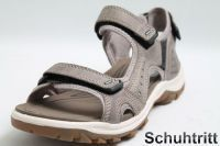 Diese bequemen Ecco Sandalen besitzen die griffige Ecco Receptor Laufsohle, welche optimal f