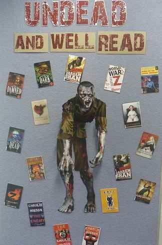 Oh Zombie and teenagers. They go together so well and would be a great hook for high schoolers.