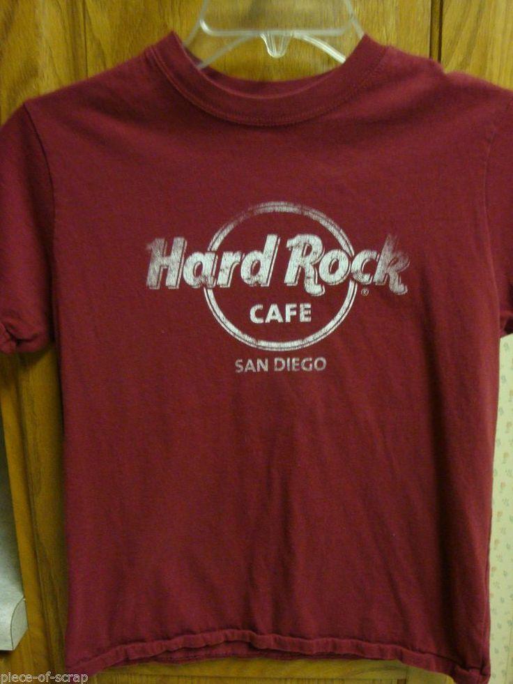Hard Rock Cafe San Diego Shirt