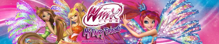 Nuevo logo Winx Club My Fairy Friend.