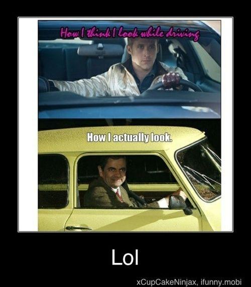 Ohh Mr. Bean.